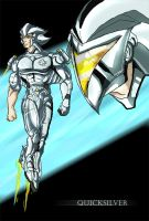 Silverhawk Quicksilver by JazylH