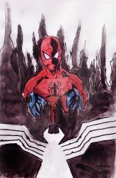 Spider-Man - All That Goo by anonymous1310