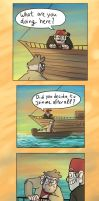 Smooth Sailing - page 02 by Demona-Silverwing