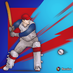 Baseball player Racer by KrystalBM