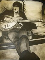 George Harrison by Style-Cramps