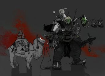 Orc by JUNGAHLEE