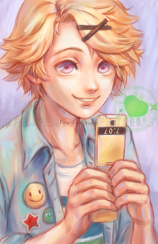 Yoosung by Pew-PewStudio