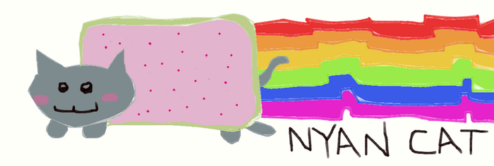 Nyan.cat by SaveKenny