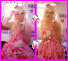 Hello Kitty Beta Cosplay by Sorayachi