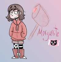 Morganite by StripedSweater10