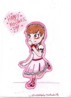 Happy Mothers Day Everybody!!!! :D by LeticiaTheHedgehog