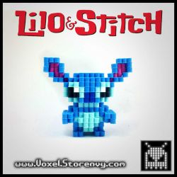 Stitch by VoxelPerlers