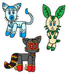 Fakemon Contest Entry by angelthewingedcat