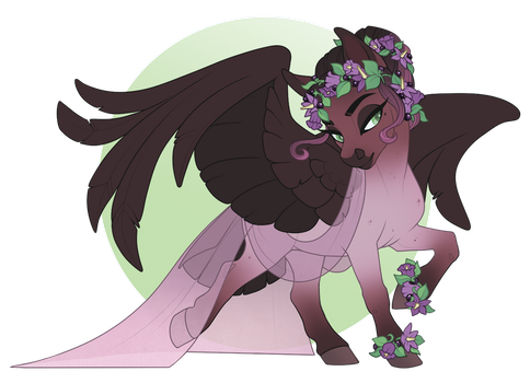 MYSTERY ADOPTABLES | MAY 17 BELLADONNA by queerly