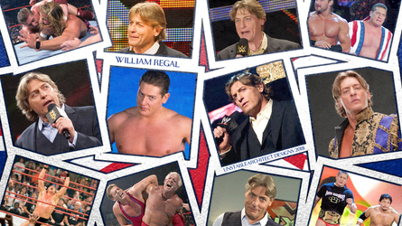WWE William Regal Desktop Wallpaper (1600 X 900) by ChrisNeville85