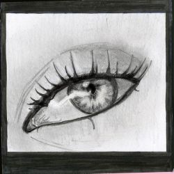 Eye Study. by tendercoal