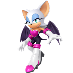 Rouge The Bat Legacy Render by Nibroc-Rock