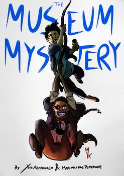 The Museum Mystery by EvveyLee