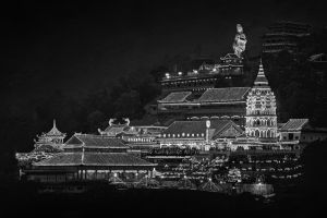 Temple Of The King by SAMLIM