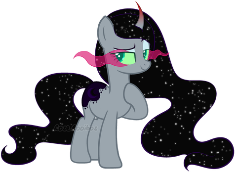 OC - Eclipsed Shadow by RoseRooibos