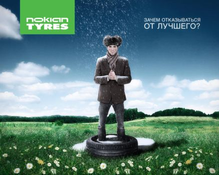 Nokian Tyres 4 by cyanide227