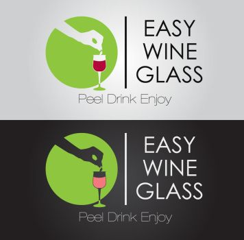 Easy Wine Glass by Tannyboy92