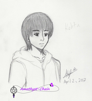 Kohta (placeholder name) by Amethyst-Chain