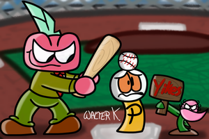Baseball by Waltman13