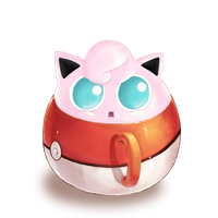 Jigglypuff in a Cup