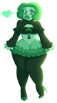 Surprise Fusion: JADEITE! by kyoukorpse