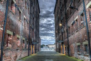 Gloucester Docks by sk8-element
