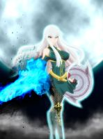 Valkyria Chronicles - Selvaria Bles by iforher