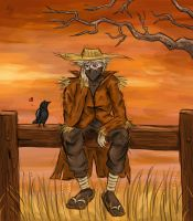 Mr. Scarecrow, Let me be your Lover by Scarecrowlover