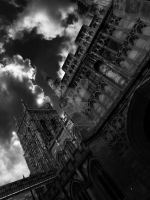 Malvern Priory by Snaptheshot89