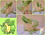 Melon the Melies Plush by PlushatiersINC