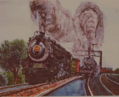 8157 At Speed by PRR8157