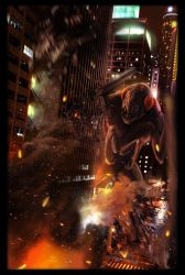 Cloverfield by Rahll