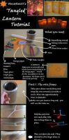 'Tangled' Lantern Tutorial by Hecatia10