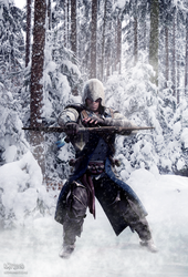 Assassin's Creed: Connor Kenway by BMFreed