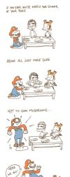 Guest star : Mario by poipopoi