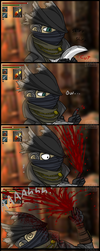 This is basically Bloodborne by 13OukaMocha13