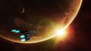 Mass Effect 3: SSV Normandy by Lootra