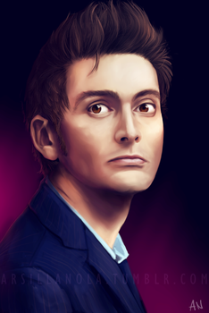 TENnant by Witchii-chan