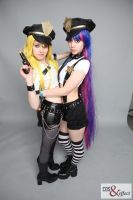 Panty and Stocking Anarchy by Emmaliene