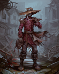 Scarecrow by AnarchicFox