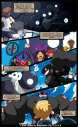 The Pirate Madeline Page 11: Legions of Nations by Randommode