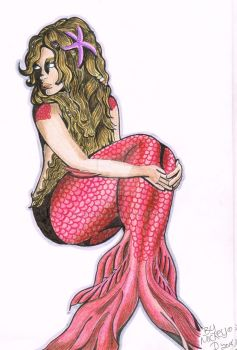 Mermaid by Mickeyd489