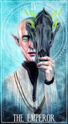 The Emperor - Solas by ArlieOpal
