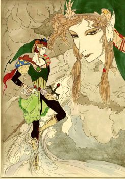 Amano Link by crimsontriforce