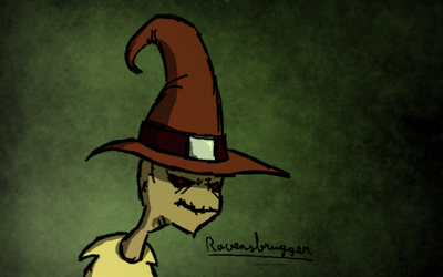 Scarecrow by ravensbrugger