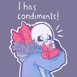 Ketchup by Skimmywolf