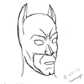 Batman by Thinktink606432