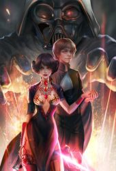 Welcome to the dark side of the force by jiuge
