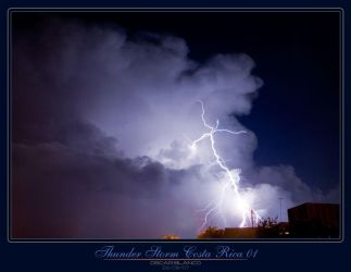 Thunderstorm Costa Rica 01 by otas32